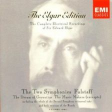 The Elgar Edition, Vol. 1