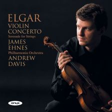 Elgar Violin Concerto; Serenade for Strings