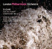 Elgar Symphony No 1; Sea Pictures