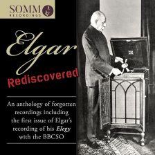SOMMCD0167. Elgar Rediscovered