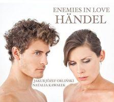 EVOE005. HANDEL 'Enemies in Love'