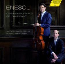 CD98 021. ENESCU Complete Works for Cello and Piano, Valentin Radutiu