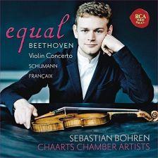 88985 31717-2. BEETHOVEN Violin Concerto. MOZART Quintet. SCHUMANN Phantasie