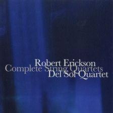 80753-2. ERICKSON Complete String Quartets