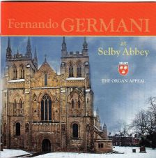 SAO001. Fernando Germani at Selby Abbey