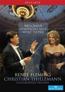 OA1115D. BRUCKNER Symphony No 7 WOLF 5 Songs. Thielemann