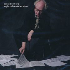 DBCD170. Bengt Forsberg: Neglected Works for Piano