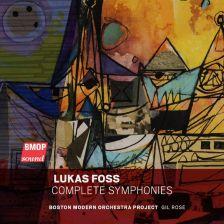 BMOP1043. FOSS Complete Symphonies