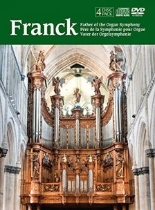 FSFDVD009. FRANCK Father of the Organ Symphony