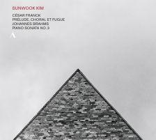 ACC303552. BRAHMS Piano Sonata No 3 FRANCK Prélude, Choral et Fugue