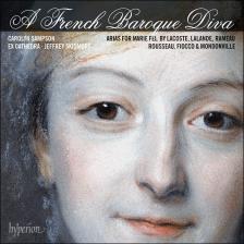 CDA68035. A French Baroque Diva. Carolyn Sampson