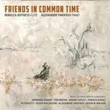 26146521. Rebecca Jeffreys & Alexander Timofeev: Friends in Common Time