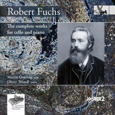 TXA16078. FUCHSThe Complete Works for Cello and Piano