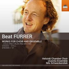 TOCC0360. FURRER Works for Choir and Ensemble