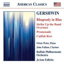 8 559750. GERSHWIN Rhapsody in Blue. Promenade