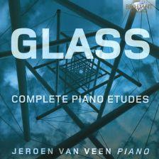 95563. GLASS Complete Piano Etudes