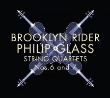OMM0121. GLASS String Quartets Nos 6 & 7