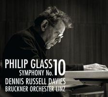 OMM0101. GLASS Symphony No 10. Concert Overture