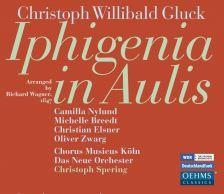 GLUCK Iphigenie En Aulide