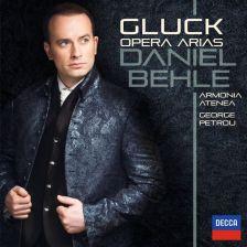 478 6758DH. Daniel Behle: Gluck Opera Arias