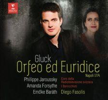9029 57079-4. GLUCK Orfeo ed Euridice (Fasolis)