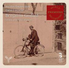 AP124. GODARD Violin Sonatas