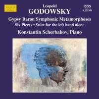 8 225350 GODOWSKY Piano Music Vol 2 Scherbakov