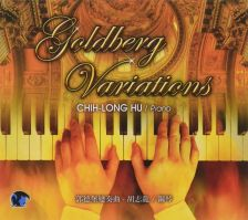 BGR423. JS BACH Goldberg Variations (Chih-Long Hu)