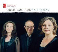 CHRCD140. SAINT-SAËNS Piano Trios (Gould Piano Trio)
