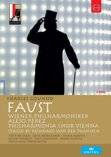 209 7038. GOUNOD Faust (Vienna Phil, Pérez)