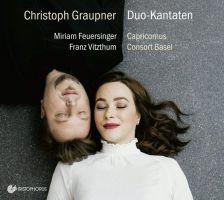 CHR77427. GRAUPNER Duo-Kantaten