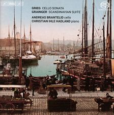 BIS2120. GRIEG Cello Sonata GRAINGER Scandinavian Suite