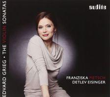 97 707. GRIEG The Violin Sonatas