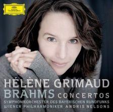 BRAHMS Piano Concertos Nos 1 & 2, Helene Grimaud
