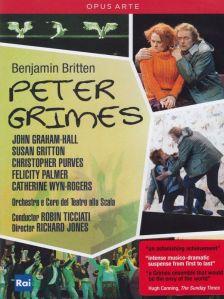 OA1103D. BRITTEN Peter Grimes