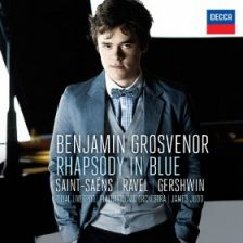 GERSHWIN Rhapsody in Blue SAINT-SAËNS Piano Concerto No 2