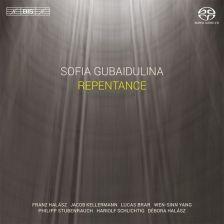 BIS2056. GUBAIDULINA Repentance. Serenade. Piano Sonata