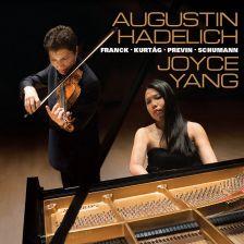AV2347. FRANCK; SCHUMANN Violin Sonatas