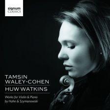 SIGCD432. HAHN; SZYMANOWSKI Works for Violin and Piano