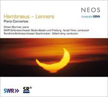 NEOS11311. HAMBRAEUS; LENNERS Piano Concertos
