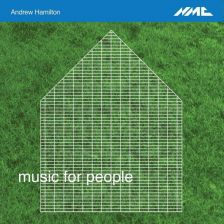 NMCD240. HAMILTON music for people who like art