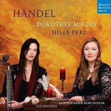 88985 405322. Dorothee Mields: Handel