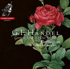 CCS35117. HANDEL 9 German Arias (Keith)