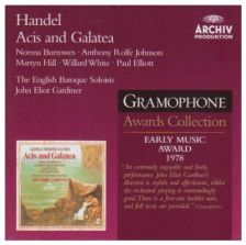 HANDEL Acis and Galatea