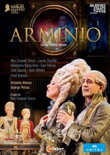 744504. HANDEL Arminio (Petrou)