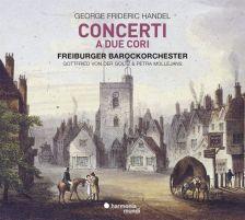 HMM90 5272. HANDEL Concerti a Due Cori
