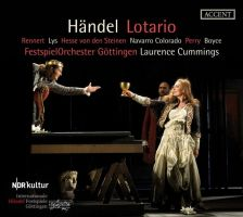 ACC26408. HANDEL Lotario (Cummings)