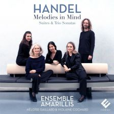 EVCD049. HANDEL Suites and Trio Sonatas