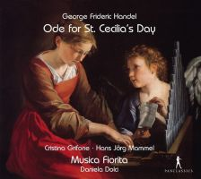 PC10382. HANDEL Ode for St Cecilia's Day
