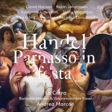 PTC5186 643. HANDEL Parnasso in festa